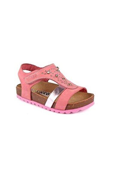 Vicco Boze Bebe Deri Sandalet 905.19y.077 Pembe