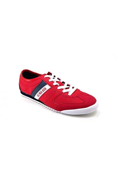 U.S. Polo Assn. Kadın Kırmızı Lacivert Ayakkabı