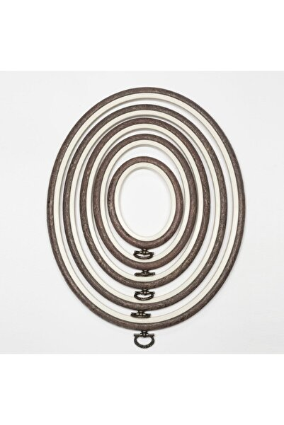 Nurge Pano Kasnağı Oval Set