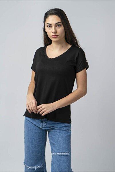 CNS V Yaka, Yırtmaçlı T-shirt