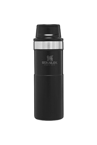 Stanley 470 ml Termos Travel Mug Trigger-action Siyah
