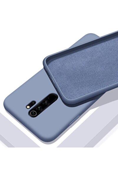 Teknoçeri Xiaomi Redmi Note 8 Pro Içi Kadife Lansman Silikon Kılıf