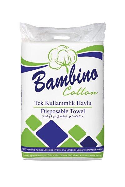 Bambino Tek Kullanımlık Havlu 100'lü 40*80 Cm