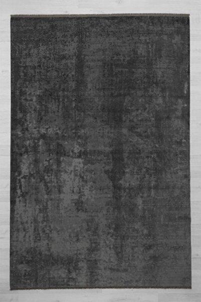 SULTAN HALI Antrasit Vintage Bambu Halı