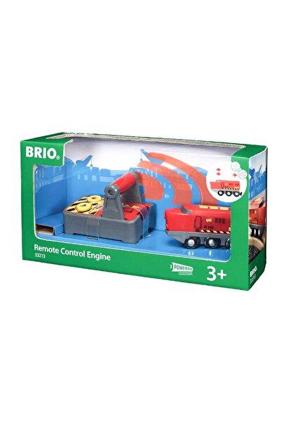 BRIO Uzaktan Kumandalı Lokomotif-33213