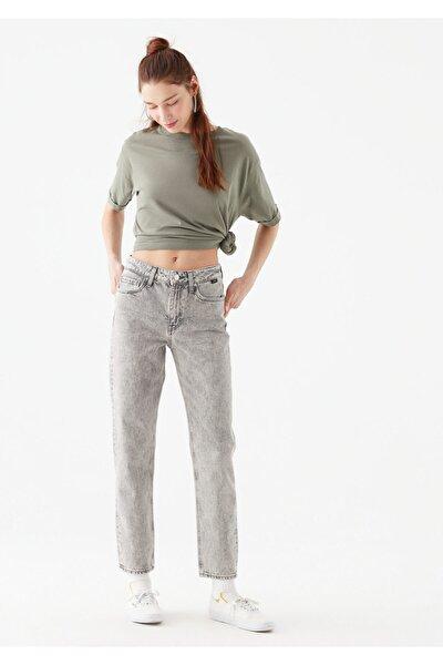 Mavi Soho All Blue Gri Jean Pantolon