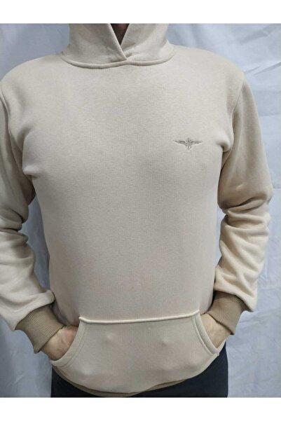 EREN Unisex Kapüşonlu Kanguru Cepli Sweatshirt