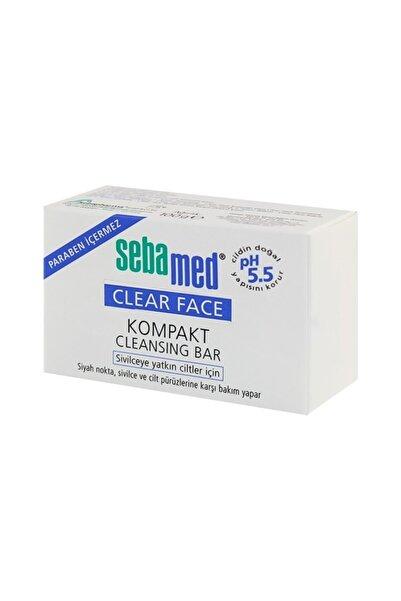 Sebamed Clear Face Kompakt Sivilceye Yatkın Ciltler Için Sabun 100 G