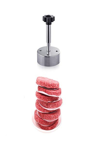 Boğaziçi Hamburger Köftesi Presi 10 Cm - Round Shape Burger Press 10cm