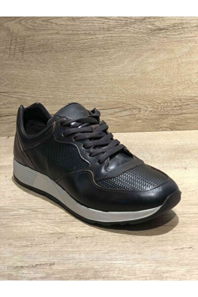 Lufian Hazır Taban Siyah Casual Ayakkabı