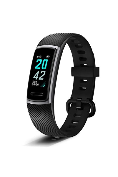 SHENTIGER Band 5 Akıllı Saat Bileklik - E Nabız Bluetooth 4.2 14 Spor Modu (global Versiyon)