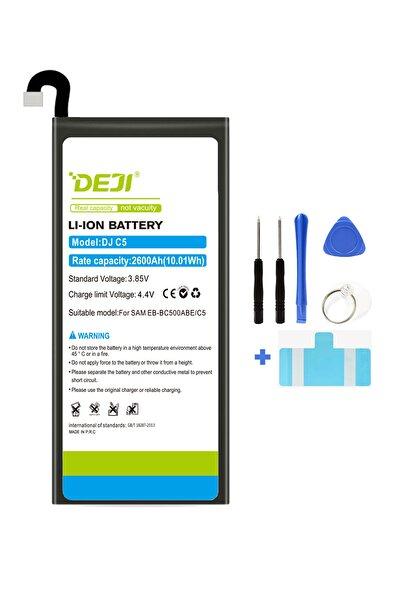 Deji Samsung Galaxy C5 Mucize Batarya