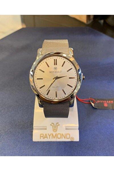 Revello Çelik Hasır Erkek Kol Saati Ret-8031m Silver