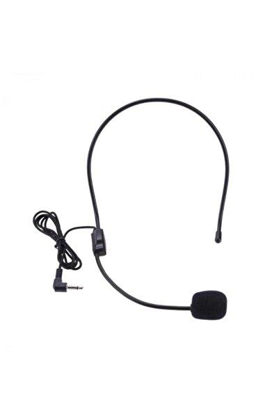 CAMİMARKET Kafa Mikrofonu (headset) Telsiz Kafa Mikrofonu 1 Metre
