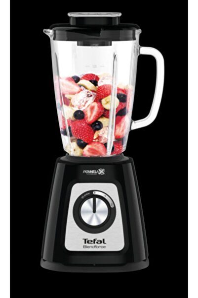 TEFAL Blendforce Siyah 800w Cam Blender 7211003231 Bl435831/870