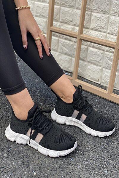 İnan Ayakkabı Unisex Triko Spor Ayakkabı