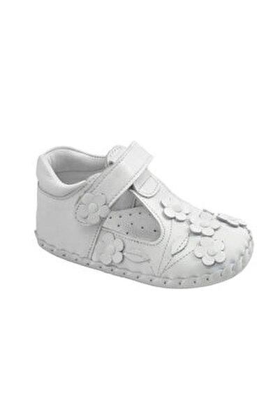 Ilkadım Hakiki Deri Kız Bebek Çocuk Ortopedik Ayakkabı Patik