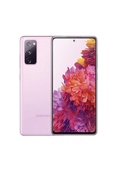Samsung Galaxy S20 FE (Çift SIM) 256GB Cloud Lavender (Samsung Türkiye Garantili)