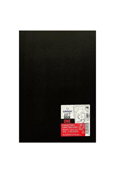 Canson Art Book One Eskiz Defteri 100gr-21,6x27,9cm