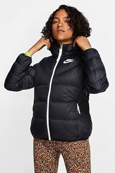 Nike Kadın Siyah  Rev Çift Traflı  Mont 939438-011