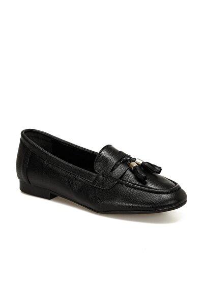 Miss F DS20051 Siyah Kadın Loafer Ayakkabı 100517611