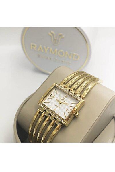 Raymond Kadın Altın Renk Çelik Kaburga Modeli