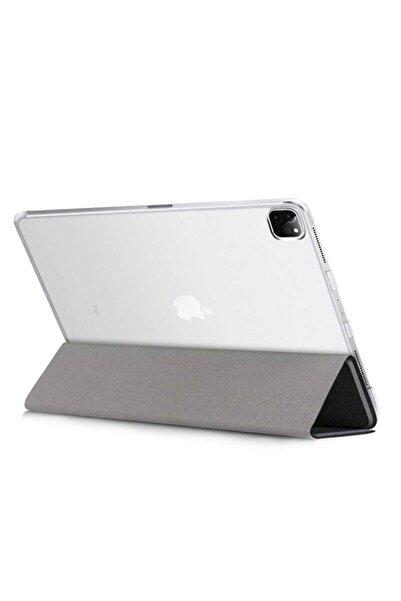 zore Apple Ipad Air 10.9 2020 Kılıf 1. Sınıf Smart Cover Standlı