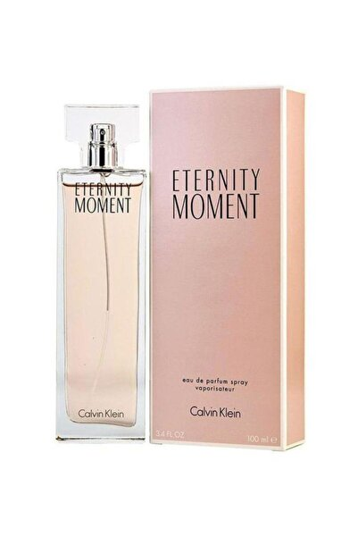 Calvin Klein Eternity Moment Edp 100 ml Kadın Parfüm 0088300139507