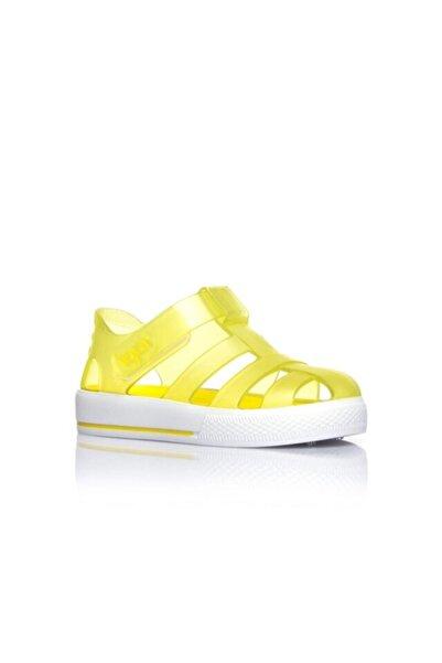 IGOR Star Unisex Bebe Sarı Sandalet