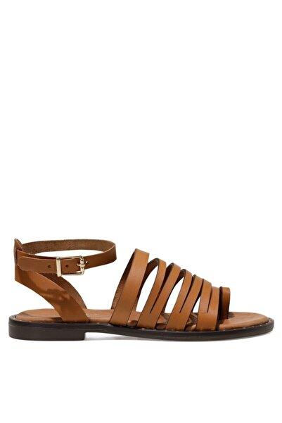 Nine West MERNIDA 1FX Naturel Kadın Sandalet 101028684