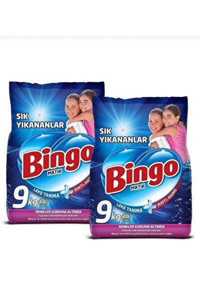 Bingo Toz Deterjan Sık Yıkananlar