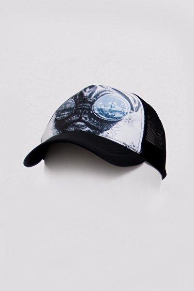 Mossta Dog Figürlü Şapka