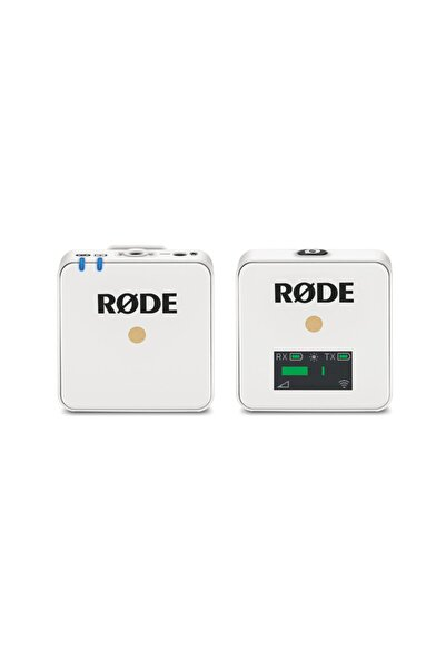 Rode Wireless Go Beyaz Mikrofon
