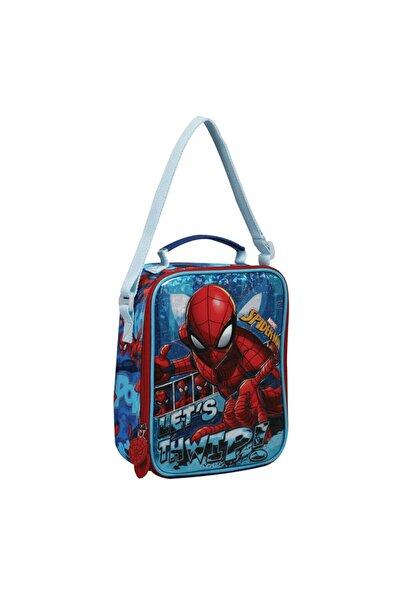 SPIDERMAN Orijinal Lisanslı Spiderman 5239 Salto Lets Beslenme Çantası