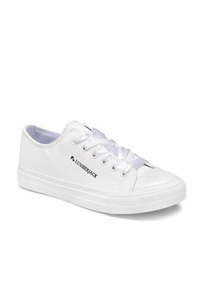 lumberjack SOHO Beyaz Kadın Sneaker Ayakkabı 100299963