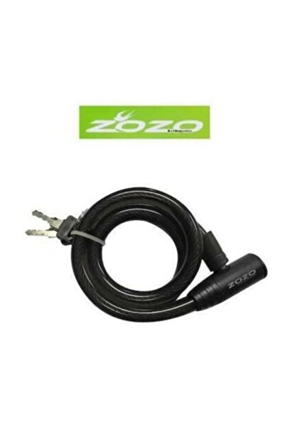 Zozo Hdf Bisiklet Kiliti 65 Cm Anahtarlı Siyah