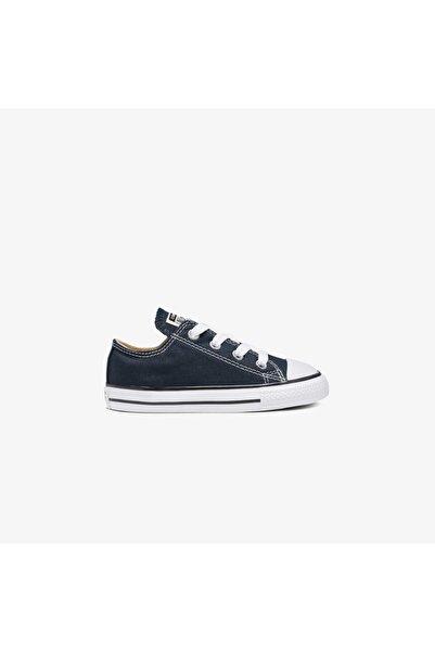 converse Unisex Çocuk Chuck Taylor All Star Lacivert Sneaker 7J237C-S