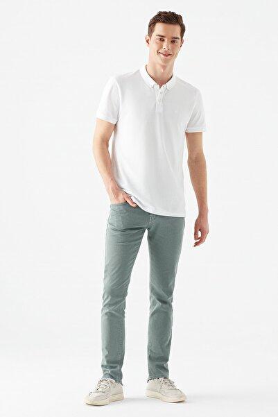 Mavi Jake Gri Comfort Gabardin Pantolon 0042228271