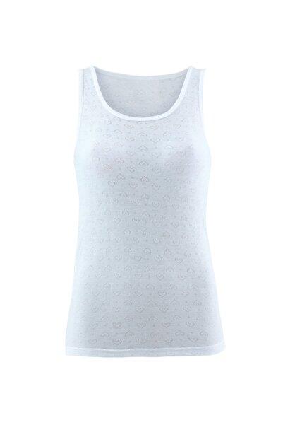 Blackspade 1266 Kadın Termal Atlet 1. Seviye _ Kar Beyaz 2xl