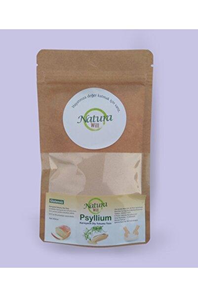 Naturawill Glutensiz Psyllium Karnıyarık Otu Tohumu Tozu 100 gr