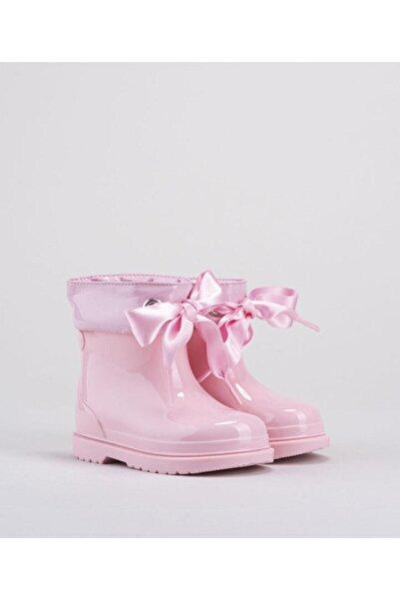 IGOR Kız Çocuk Pembe Bimbi Yağmur Çizmesi W10238/rosa