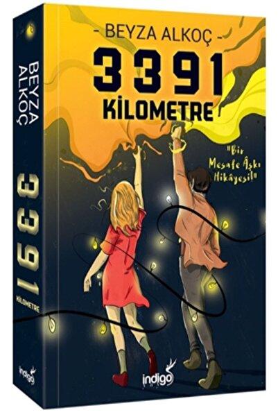 İndigo Kitap 3391 Kilometre - Beyza Alkoç
