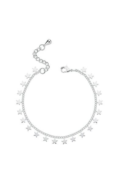 Luzdemia Star Chain Bracelet - White