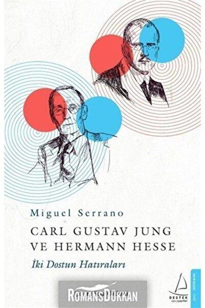 Destek Yayınları Carl Gustav Jung Ve Hermann Hesse Iki Dostun Anıları
