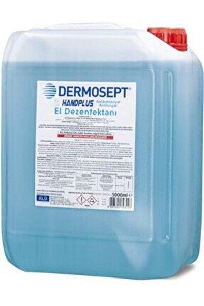 DERMOSEPT Handplus El ve Cilt Dezenfektanı 5 lt