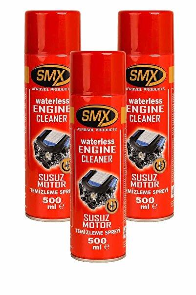 SMX 3 Adet Susuz Motor Temizleme Spreyi
