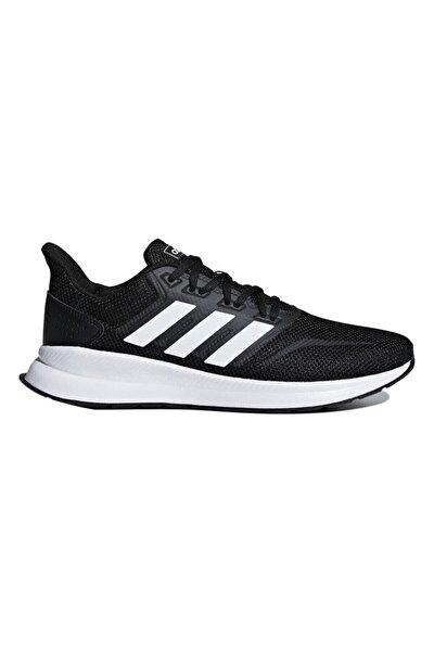 adidas RUNFALCON Siyah Erkek Koşu Ayakkabısı 100403379