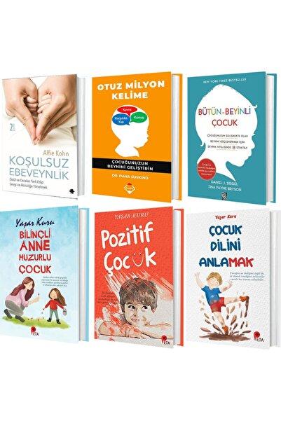 peta kitap Çocuk Gelişimi Seti Koşulsuz Ebeveynlik – Otuz Milyon Kelime – Bütün Beyinli Çocuk +3 Kitap