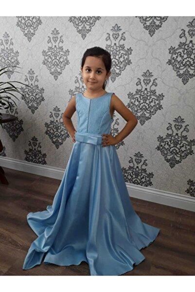 Bella Kız Çocuk Abiye Elbise