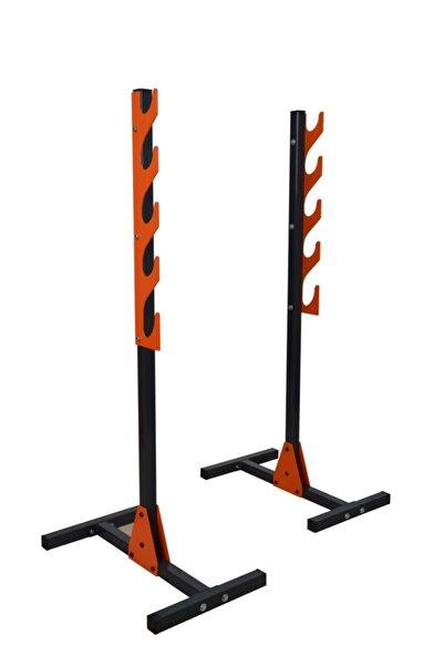 Dumwell Rota Spor Yerli Üretim Squat Rack & Bench Press Halter Standı